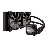 CORSAIR Hydro Series H110i Extreme Performance Liquid CPU Cooler Procesorių aušinimas