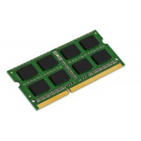 KINGSTON 4GB DDR3 1333MHz SoDimm 1,5V for Client Systems RAM atmintis