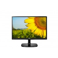 LG 24MP48HQ/P Screen LED IPS 16:9 / 24inch / 1920 x 1080  / 250 cd/m2 / 1000:1 / 5ms / HDMI, VGA / Black Kompiuterių monitoriai