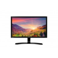 LG 22MP58VQ/P Screen LED IPS 16:9 / 22inch / 1920 x 1080  / 250 cd/m2 / 1000:1 / 5ms / HDMI, DVI/D, VGA / Black Kompiuterių monitoriai