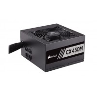 CORSAIR Builder Serie CX450M Modular Power Supply EU Version Maitinimo šaltiniai