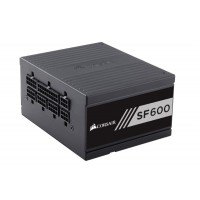 CORSAIR High Performance SFX SF600 Modular Power Supply EU Version Maitinimo šaltiniai