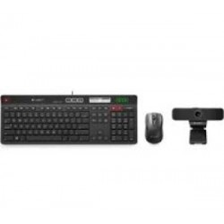 LOGITECH UC Solution for Cisco 725-C, USB Wireless Pelės ir klaviatūros
