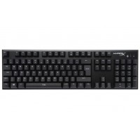 KINGSTON HyperX Alloy FPS Mechanical Gaming Keyboard MX Blue-NA Key Pelės ir klaviatūros