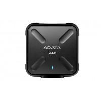 ADATA SD700 Ext SSD 256GB USB 3.1 Durable Black HDD, SSD diskai ir priedai