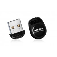 A-DATA UD310 64GB USB2 BLACK SMALL&DURAB USB atmintinės