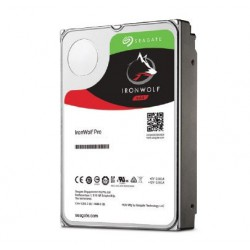 SEAGATE Ironwolf PRO Enterprise NAS HDD 2TB 7200rpm 6Gb/s SATA 256MB cache 3.5inch 24x7 for NAS and RAID Rackmount systems BLK HDD, SSD diskai ir priedai
