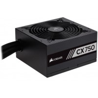 CORSAIR CX750 750 Watt Power Supply EU Version Maitinimo šaltiniai