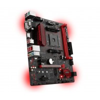 MSI B350M GAMING PRO AMD AM4 Socket motherboard AMD procesoriams