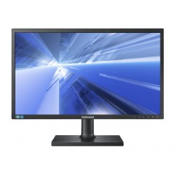 SAMSUNG S24E650DW 24inch 16:10 1920x1200 PLS-LED HAS/Swivel/Pivot 130mm Analog/DVI/DP USB hub. DVI/DP cable in the box Kompiuterių monitoriai