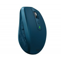 LOGITECH MX Anywhere 2S Wireless Mobile Mouse - MIDNIGHT TEAL - EMEA Pelės ir klaviatūros