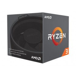 AMD Ryzen 3 1200 4C/4T 3.4GHz 10MB 65W AM4 Socket 14nm BOX Procesoriai CPU