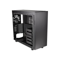 THERMALTAKE Suppressor F51 TG Midi Tower fully sound-damping Case fully modular tool-free installation Temperes Glass window Korpusai ir priedai