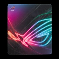 ASUS ROG Strix Edge Vertical gaming mouse pad - gaming-optimized cloth surface - full-color anti-fray stitching and a non-slip base Žaidimų įranga, žaidimai