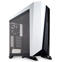 CORSAIR SPEC-Omega Mid Tower Tempered Glass Gaming Case Black/White Korpusai ir priedai