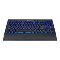 CORSAIR K63 Wireless Mechanical Gaming Keyboard Backlit Blue LED Cherry MX Red US Pelės ir klaviatūros