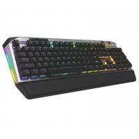 PATRIOT Viper Mechanical RGB Keyboard Red Box Switch Pelės ir klaviatūros