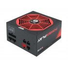 CHIEFTEC PowerPlay 550W ATX 12V 80 PLUS Gold Active PFC 140mm silent fan Maitinimo šaltiniai